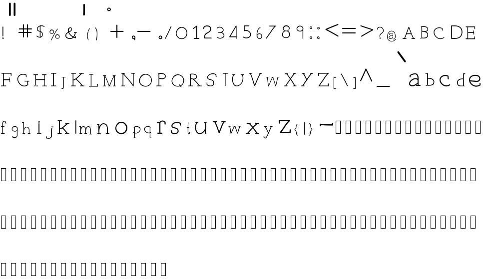 Everyday Typo Free Font In Ttf Format For Free Download 12 08kb
