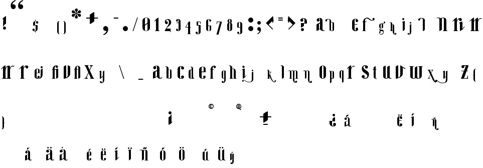Ginebra Bolds free Font in ttf format for free download 19 74KB