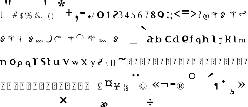 Indonesiana Serif Free free Font in ttf format for free