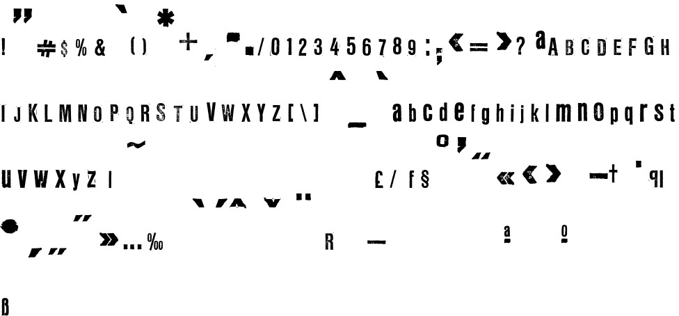 LL Rubber Grotesque free Font in ttf format for free