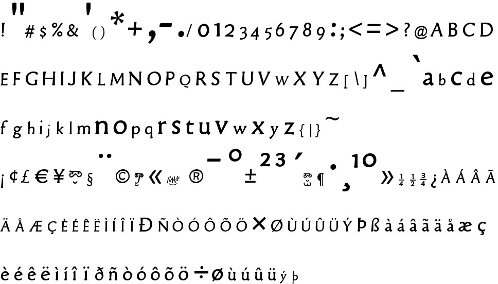 Old Typefaces Free Font In Ttf Format For Free Download 33