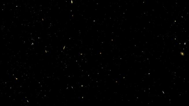 exploration of huge dark universe
