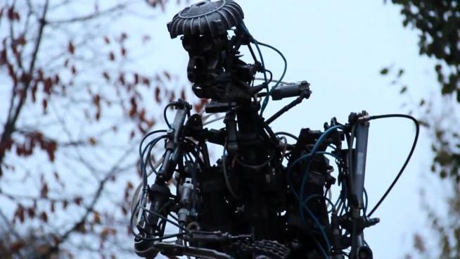 modern robot frame monitoring