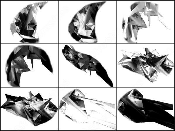 10 crystal photoshop cs brush