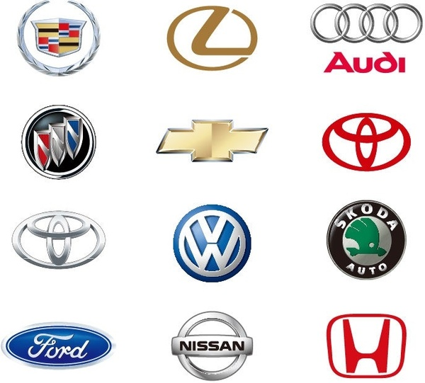 Car Logo Vector Free Vector Download 69769 Free Vector For