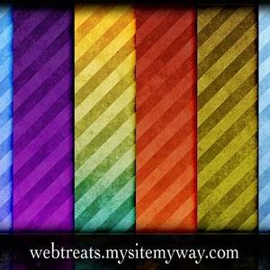 12 Grunge Stripes Patterns
