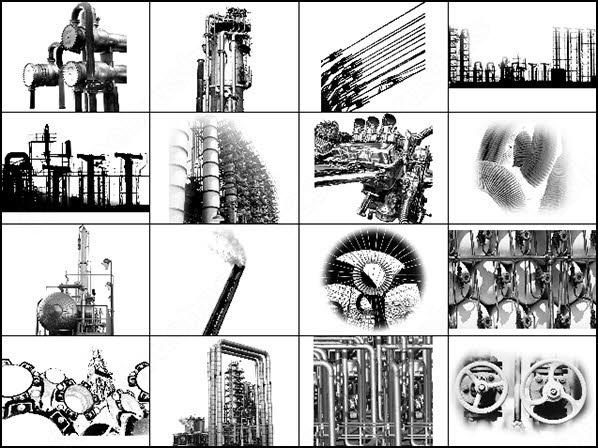 16 big industry brush