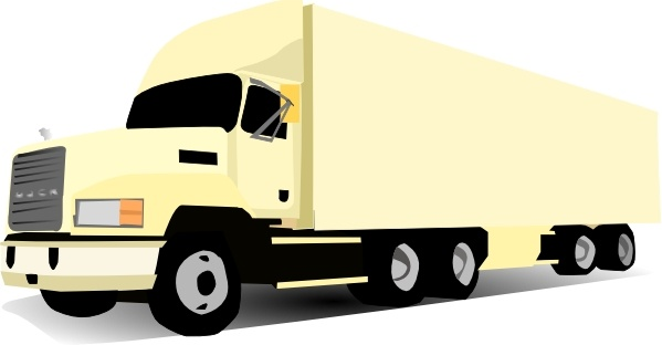 18 wheeler truck clip art free vector in open office drawing svg rh all free download com 18 wheeler clip art free