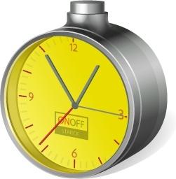 1998 low cost clock