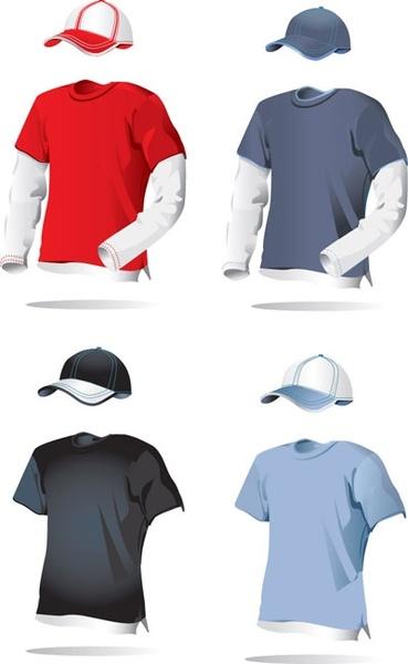 1 blank vector clothing