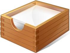 1 Normal Paper Box