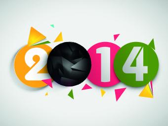 2014 creative design elements