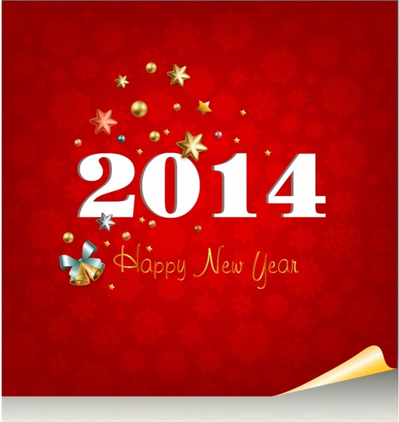 2014 new year greetings free vector in adobe illustrator ai 2014 new year greetings free vector 1397mb m4hsunfo