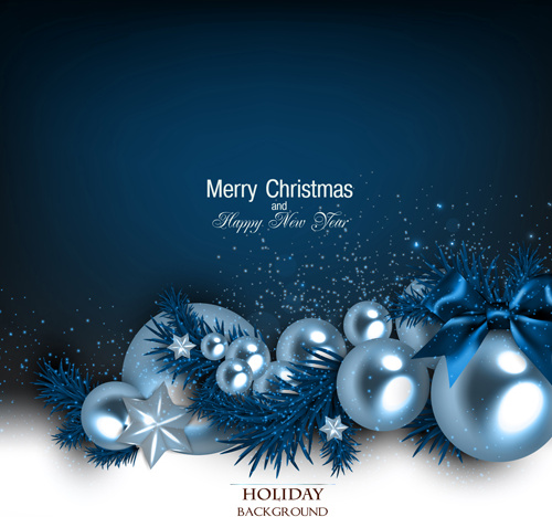 2015 christmas and new year ornate pearl background - The Christmas Pearl