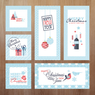 2015 xmas and new year greeting cards kit vector free vector in 2015 xmas and new year greeting cards kit vector free vector 648mb m4hsunfo