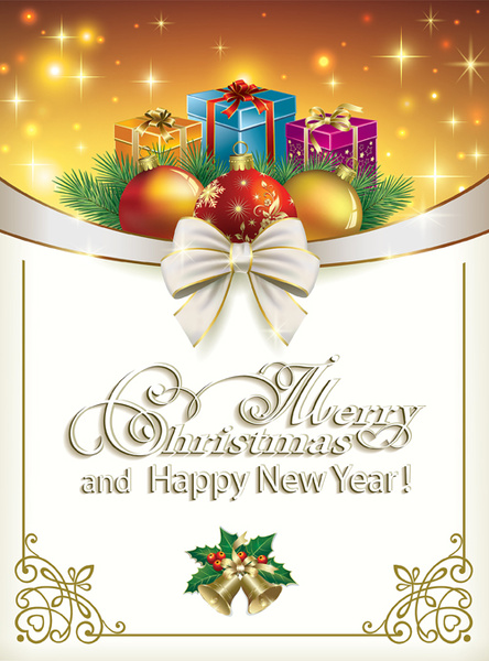2016 christmas new year gold background vectors free vector in encapsulated postscript eps eps vector illustration graphic art design format format for free download 5 33mb 2016 christmas new year gold background