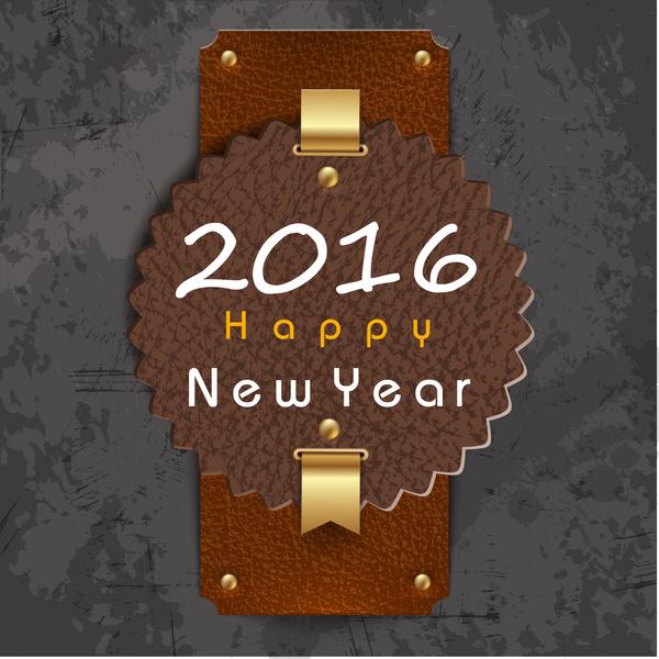 2016 happy new year background