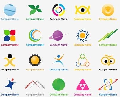 20 Vector logo design templates