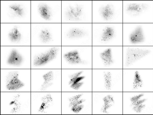 Star photoshop brushes download (44 photoshop brushes) for.