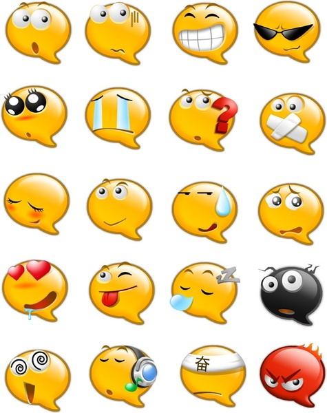 2s-Emotions v1 icons pack