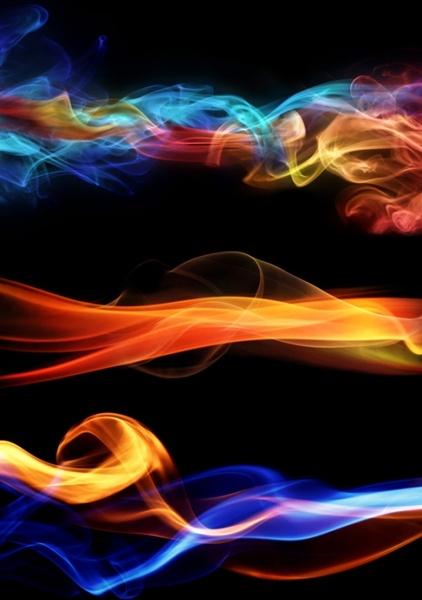 3 beautiful symphony smoke highdefinition image
