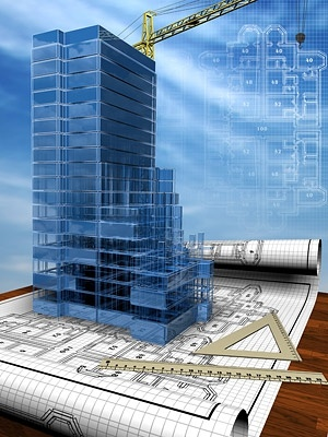 3d buildings and floor plans 3