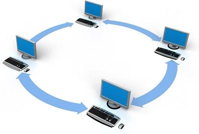 3d computer network connection picture 5
