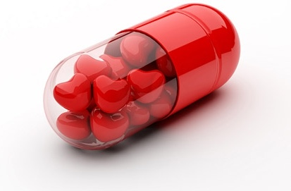 3d love pill picture