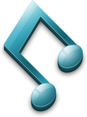 3D Musical Note