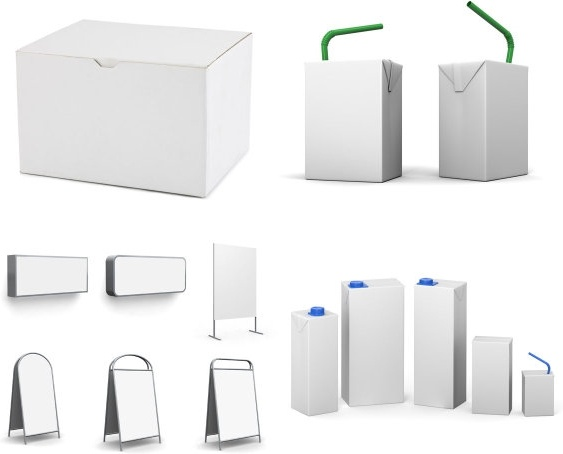 3d the cartons model definition picture
