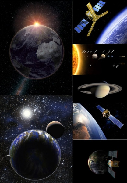 3d the vast universe highdefinition picture 7p