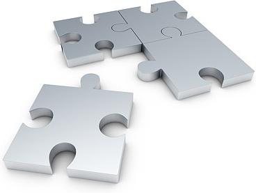 3d threedimensional jigsaw puzzle picture