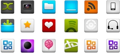 48px icons 3 and 4 icons pack
