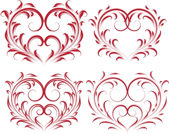 Heartbeat Pattern Heartbeat Vector Pattern Vector: Heart Pattern Vector Free Vector Download (22,555 Free