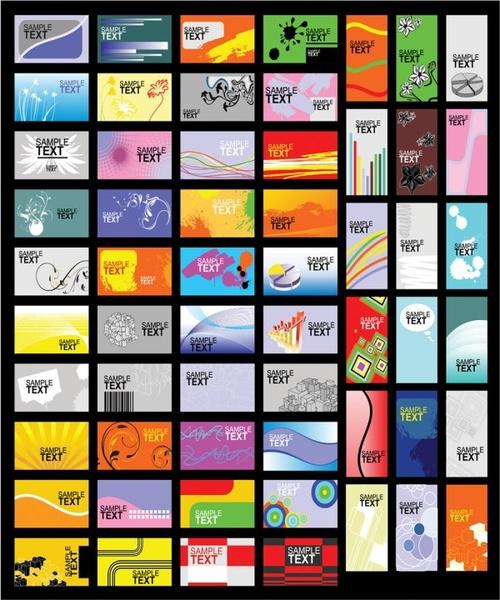 58 beautifully designed card templates