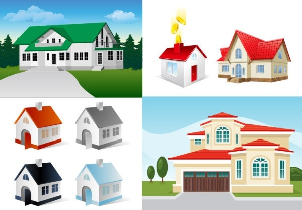 5 house vector free vector in encapsulated postscript eps eps rh all free download com horse vectors home vector