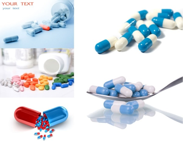 5 pills definition picture