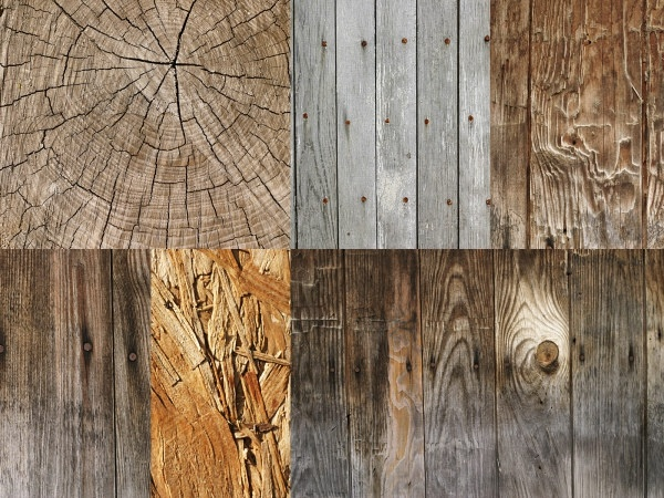 6 wood grain highdefinition picture