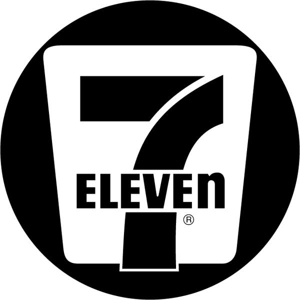7 Eleven 1 Free Vector In Encapsulated Postscript Eps Eps