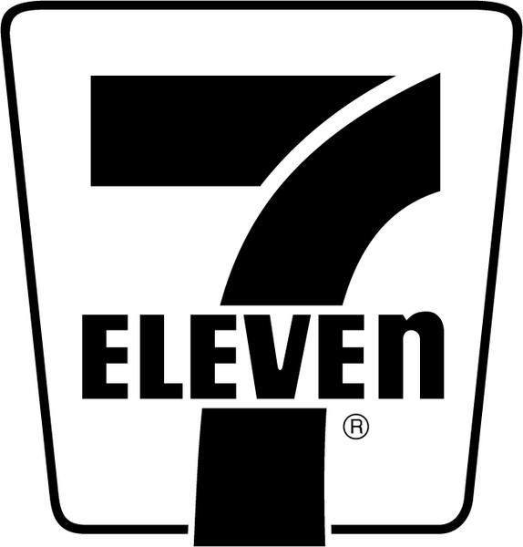 7 Eleven 2 Free Vector In Encapsulated Postscript Eps Eps