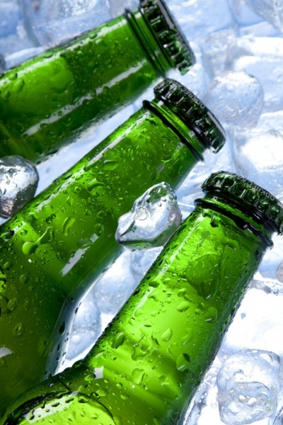 a cold beer definition picture