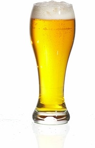 a glass of beer stock photo