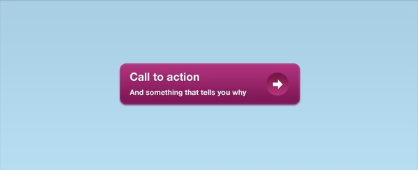 A Pink Vibrant Call To Action
