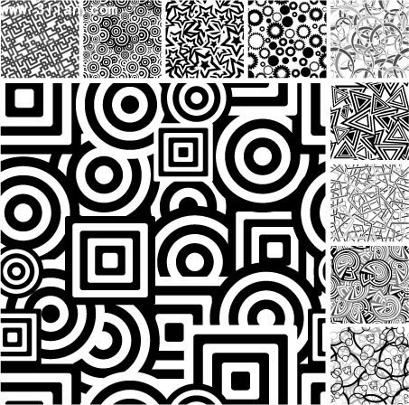 abstract background templates black white messy decor
