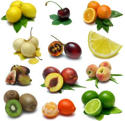 a variety of fruit quality picture