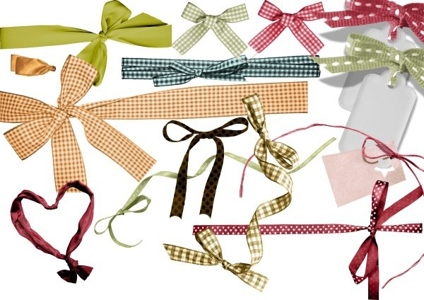 a variety of highdefinition bow clip