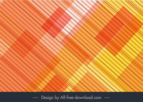 abstract background bright yellow decor flat stripes design