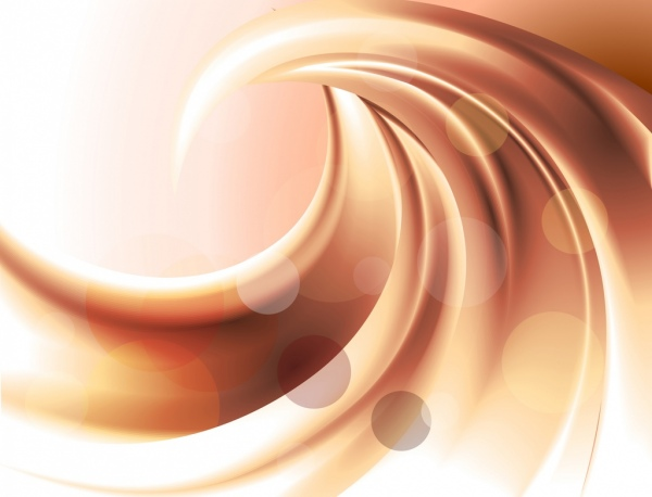 abstract background swirled liquid design bokeh decoration