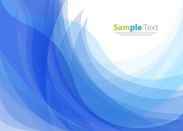 abstract blue background vector illustration for design