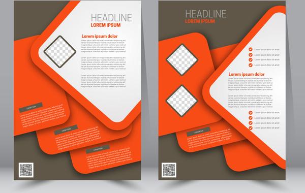 Brochure background design free vector download 49 112 for Background for brochure design